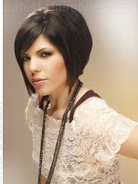 look at short haircuts from the back a line bob smooth face framing look tapered front should i go