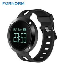 sleep activity bracelet images Fornorm fitness tracker smart watch monitor heart rate bracelet jpg