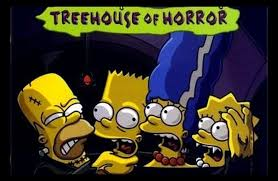 Simpsons Treehouse Of Horror I - 11 awesome stories from the simpsons u0027 treehouse of horror young