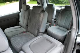 Interior Kia Sedona Kia Sedona Fun For All The Family Kia Sedona Car Review Used