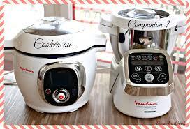 machine a cuisiner quel sous mon sapin cuisine companion ou bien cookéo