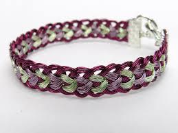wire woven bracelet images Wire kumihimo jewellery tutorial half round braid prumihimo jpg