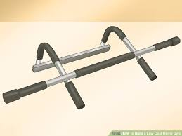 Where Can I Buy A Bench Press How To Build A Low Cost Home Gym With Pictures Wikihow
