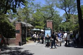 Central Park Zoo Map New York City Travel Diary The Central Park Zoo The Frugal