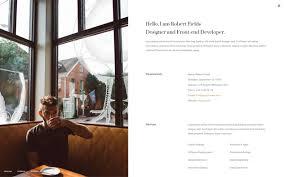Interesting Resume Template Node Creative Resume Cv Portfolio Bootstrap Portfolio And