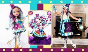 Monster High Halloween Dress Up by Ever After High Madeline Hatter Costume Tutorial With Kittiesmama