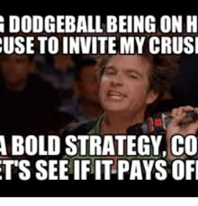 Dodgeball Movie Memes - 25 best memes about dodgeball images dodgeball images memes