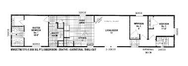 single wide manufactured homes floor plans mobile home plans single wides thecashdollars com