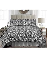 Queen Zebra Comforter Zebra Comforters At Low Prices