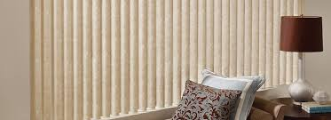 soft fabric vertical blinds mimic soft drapes cadence