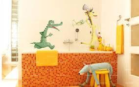 stickers girafe chambre bébé stickers jungle girafe et grenouille