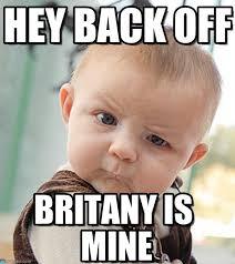 Back Off Meme - hey back off sceptical baby meme on memegen