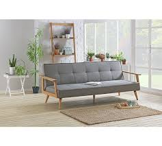Folding Bed Argos Buy Hygena Margot Fabric Sofa Bed Charcoal At Argos Co Uk Visit