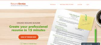 Best Online Resume by Top 6 Best Online Resume Builder Themecot