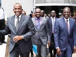 Blind Stupid And Desperate Kenyan Democracy Double Crossed The Tale Of A Kenyatta U2013 Us