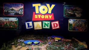 toy story land previewed walt disney presents disney u0027s