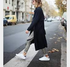 tenue de bureau 5 idées cools pour porter un pantalon et des baskets au bureau