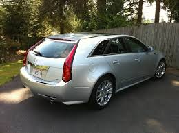 2013 cadillac cts wagon for sale review 2010 cadillac cts sport wagon autosavant autosavant