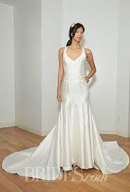 wedding gowns 2014 amanda wakeley wedding dresses fall 2014 bridal runway shows