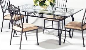 Kitchen  Wood And Metal Round Dining Table Vintage Metal Top - Vintage metal kitchen table