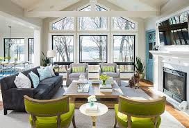 lake home interiors lake house with coastal interiors home bunch interior design ideas