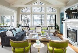 Lake House with Coastal Interiors Home Bunch Interior Design Ideas