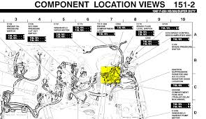97 f350 tail lights inop turn signals brake lights ok