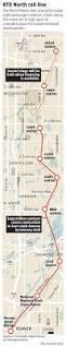 Denver Rtd Map Denver U0027s Northern Suburbs Welcome Rtd Rail Line U2013 The Denver Post