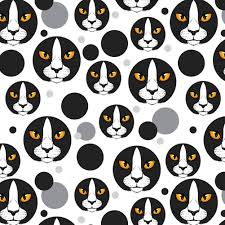 cat wrapping paper a journal of in lists by deservedlyso notonthehighstreetcom