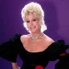 Za Za Gabor Zsa Zsa Gabor Actress Socialite And Hollywood Icon Dies Aged 99