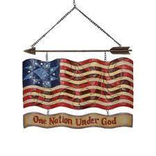 Home Decor Plaques Americana Patriotic Home Décor Plaques U0026 Signs Ebay