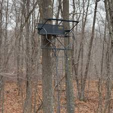 rivers edge rivers edge treestands relax 2 ladder stand