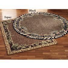 Antelope Runner Rug Home Decor Marvelous Leopard Print Rug With Coffee Tables Stark