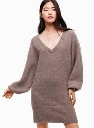 sweaterdress aritzia