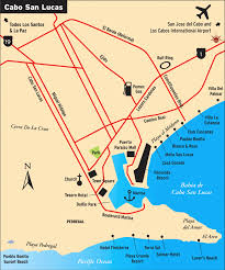 Cabo Map Cabo San Lucas Good Things Come In Threes Phoenix Mom Blog