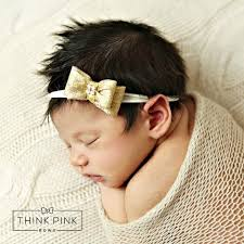 bow headbands bow headbands think pink bows