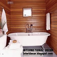 home exterior designs best 15 wooden bathroom decorating ideas