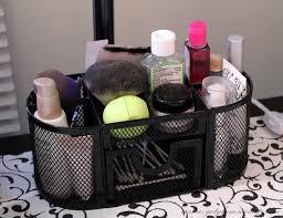Makeup Organizer Desk by Video Makeup Collection Storage U0026 Vanity Tour Getglammedup
