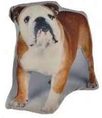 Pug Home Decor Dog Shape Cushion Pug Puggle Bulldog Print Cushions Pillow Sofa
