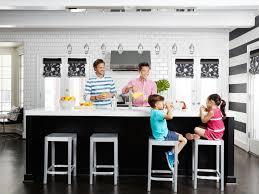 kitchen islands atlanta tour vern yip s remodeled kitchen in atlanta hgtv