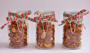 christmas nuts all they want for christmas series indian spiced nuts trissalicious