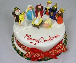 breathtaking christmas cake decorations