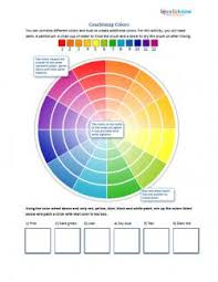 color theory for kids lovetoknow