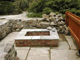 how to build a firepit outdoor u2014 home fireplaces firepits