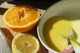 citrus pound cake u2013 garden soiree