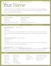 Awesome Resume Templates Free Outstanding Resume Templates 20 Awesome Resume Cv Templates Mow