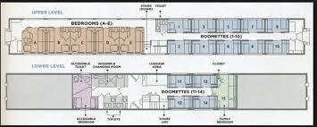 Superliner Bedroom Sleepless To Dc U2014 Trainphilos