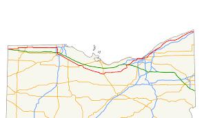 Avon Ohio Map U S Route 20 In Ohio Wikipedia