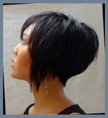 one side stack sassy bob bllack hair best 25 short inverted bob ideas on pinterest inverted bob with