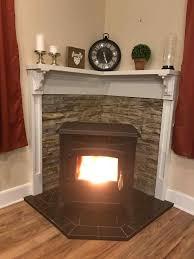 pools ventless logs recreational corner propane fireplace